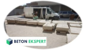 Busenje betona brusilicom