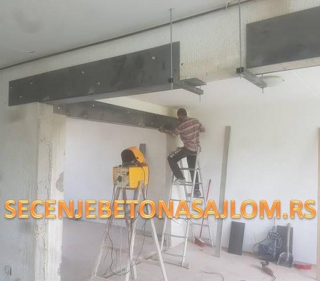 Ojačanje betona